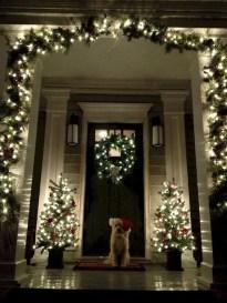Beautiful diy christmas light decoration ideas 03