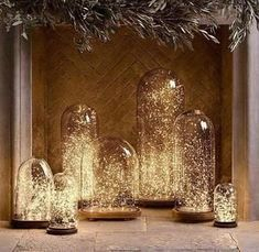 Beautiful diy christmas light decoration ideas 19