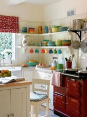 Colorful farmhouse style you will want to know 43