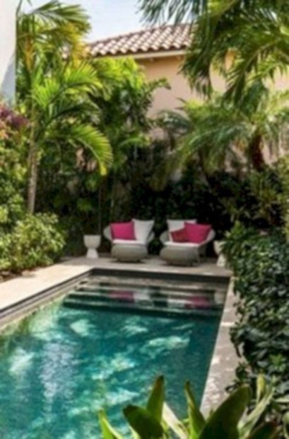 Coolest small pool ideas for your home 23