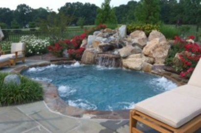 Coolest small pool ideas for your home 26