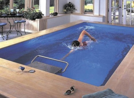 Coolest small pool ideas for your home 40