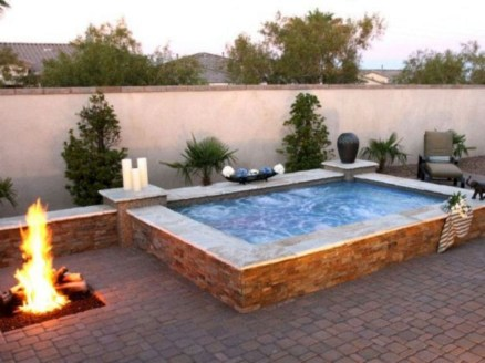 Coolest small pool ideas for your home 42