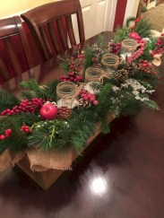 Creative diy rustic christmas decorations with wood 32