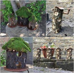 Creative diy fairy garden ideas to try 05