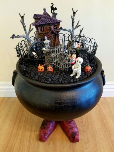 Creative diy fairy garden ideas to try 07