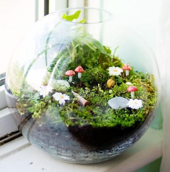 Creative diy fairy garden ideas to try 19