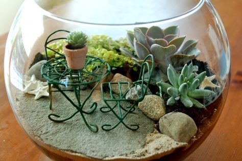 Creative diy fairy garden ideas to try 22