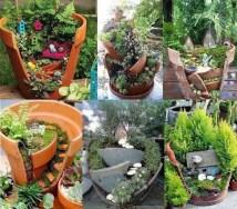 Creative diy fairy garden ideas to try 28