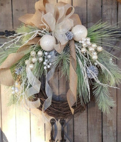 Creative diy farmhouse ornaments for christmas 18