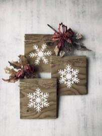 Creative diy farmhouse ornaments for christmas 42