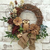 Diy christmas wreath ideas to decorate your holiday season 20