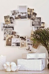 Diy christmas wreath ideas to decorate your holiday season 44