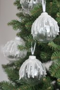 Diy glass ornament projects to try asap 25