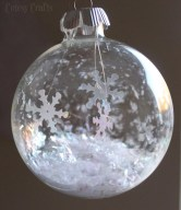 Diy glass ornament projects to try asap 44
