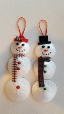 Diy holiday projects using dollar store ornaments 29