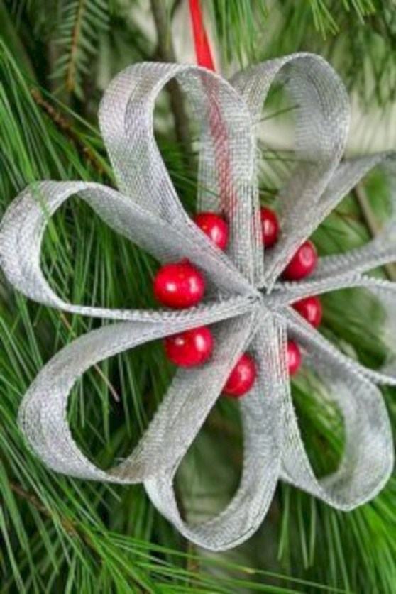 Diy holiday projects using dollar store ornaments 54