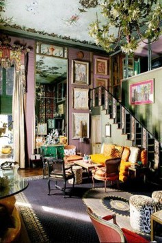 Enthralling bohemian style home decor ideas to inspire you 36