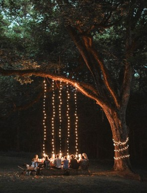 Most beautiful outdoor lighting ideas to inspire you 07
