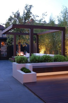 Most beautiful outdoor lighting ideas to inspire you 10