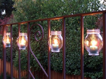 Most beautiful outdoor lighting ideas to inspire you 16