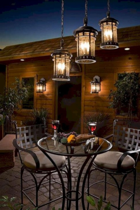 Most beautiful outdoor lighting ideas to inspire you 47