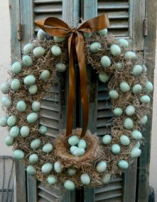 On a budget diy christmas wreath to deck out your door 06