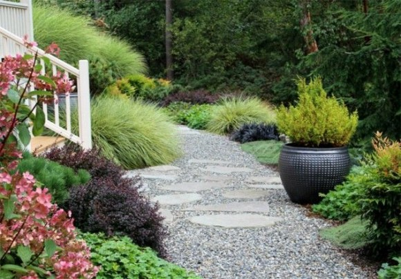 Pathway design ideas for your garden 02