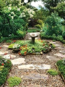Pathway design ideas for your garden 04