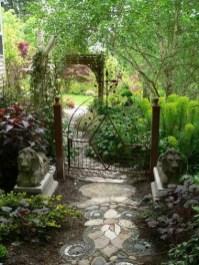 Pathway design ideas for your garden 08