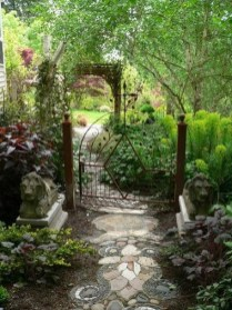 Pathway design ideas for your garden 08