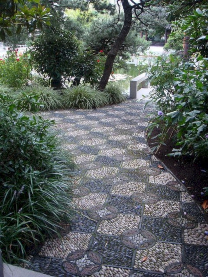 Pathway design ideas for your garden 16