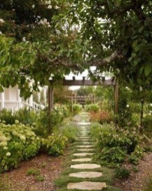 Pathway design ideas for your garden 26