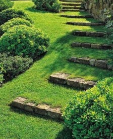 Pathway design ideas for your garden 28