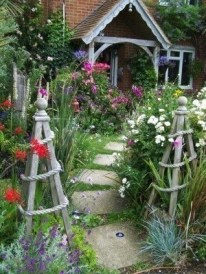 Pathway design ideas for your garden 30