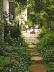 Pathway design ideas for your garden 34