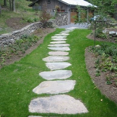 Pathway design ideas for your garden 39