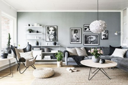 Scandinavian living room ideas you were looking for 02
