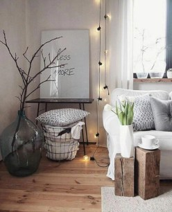 Scandinavian living room ideas you were looking for 07