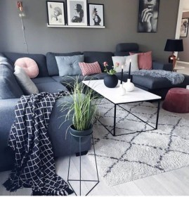Scandinavian living room ideas you were looking for 18