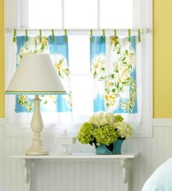 Smart and creative places to hang curtains other than window 28