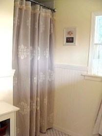 Smart and creative places to hang curtains other than window 34
