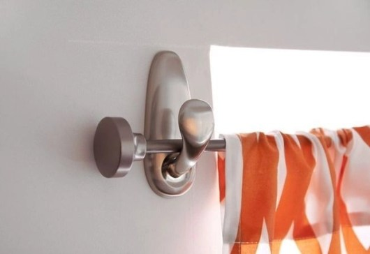 Smart and creative places to hang curtains other than window 45