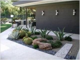 Simple rock garden decor ideas for your backyard 02