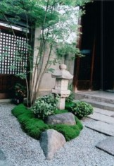 Simple rock garden decor ideas for your backyard 39
