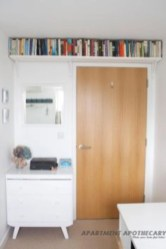 Smart and unusual book's storage ideas for book lovers 04