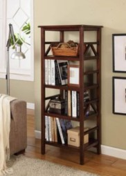 Smart and unusual book's storage ideas for book lovers 15