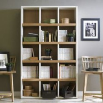 Smart and unusual book's storage ideas for book lovers 27