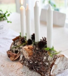 Charming rustic centerpieces that will fill up your tables 11