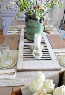 Charming rustic centerpieces that will fill up your tables 17